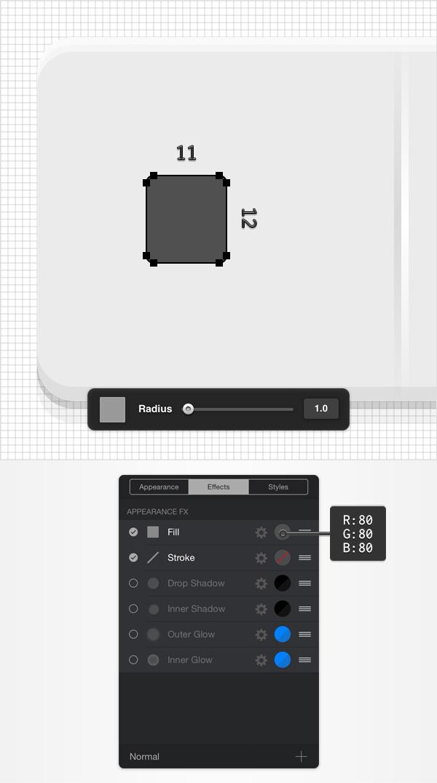 create player button