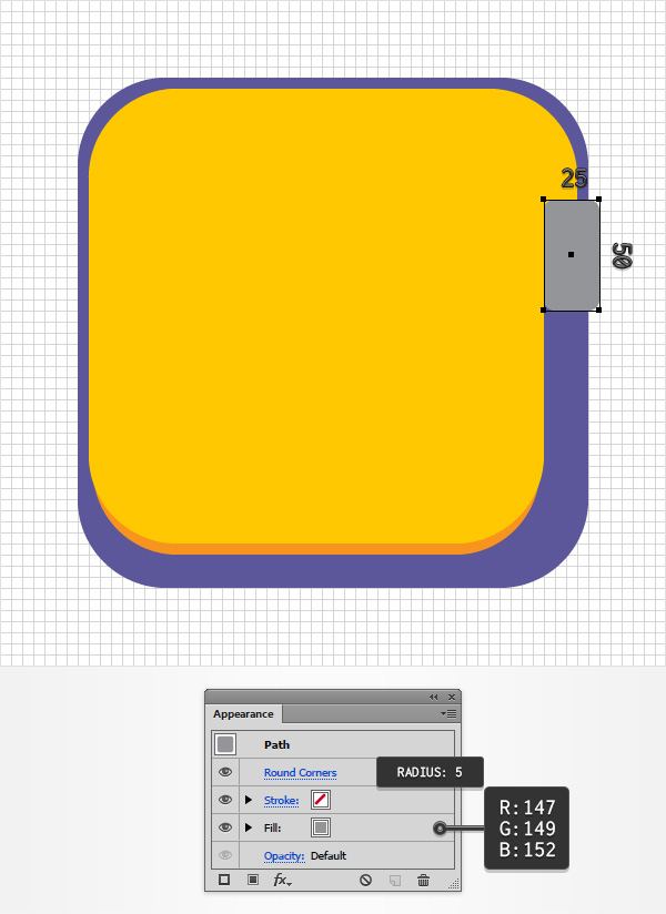 front cover shape