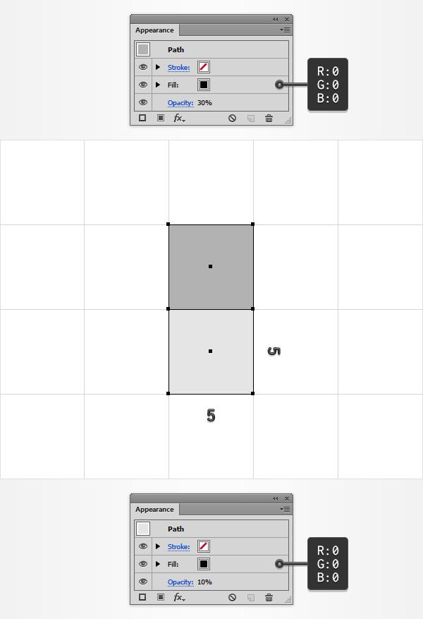 tiny squares