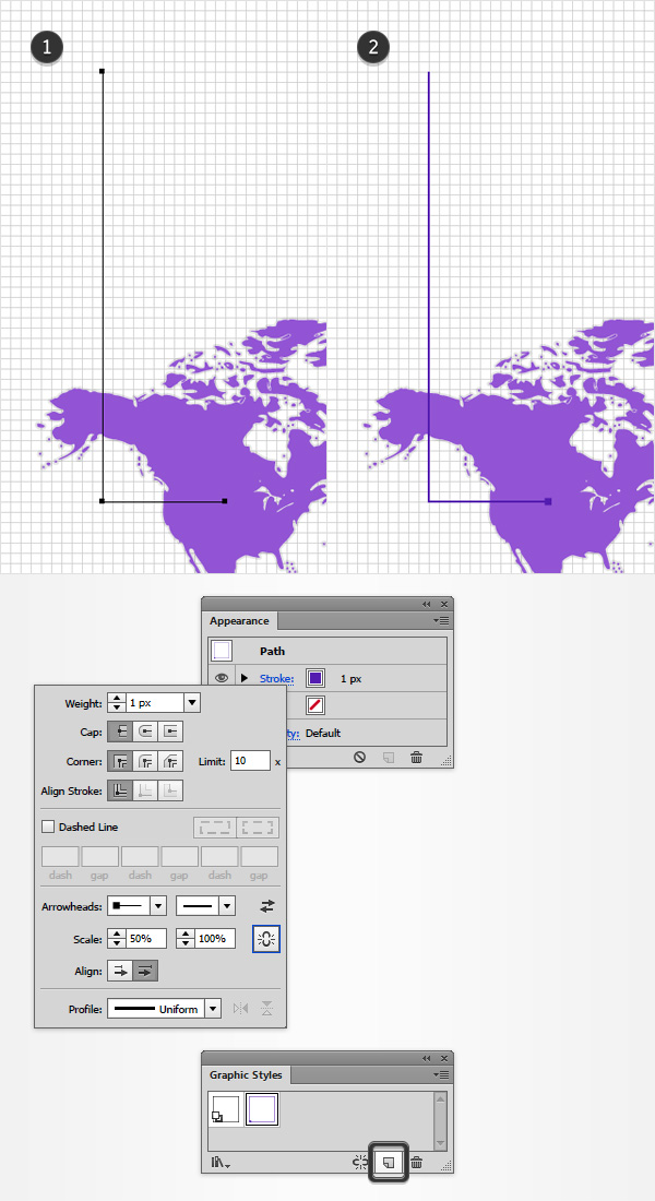 How to Create a Vector Map Infographic in Adobe Illustrator