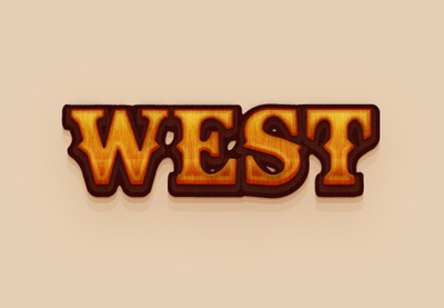 Westerntexteffectpreview