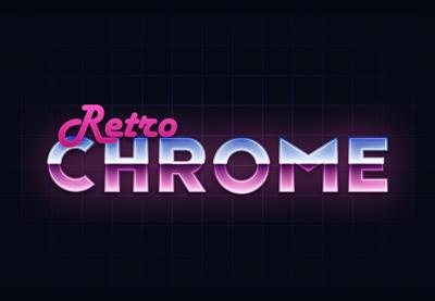 Retrochrometexteffectpreview