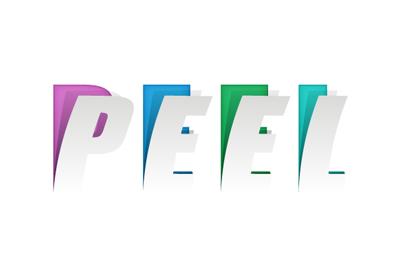 Peeledtexteffectpreview