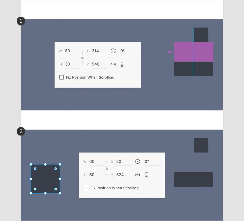 wireframe box