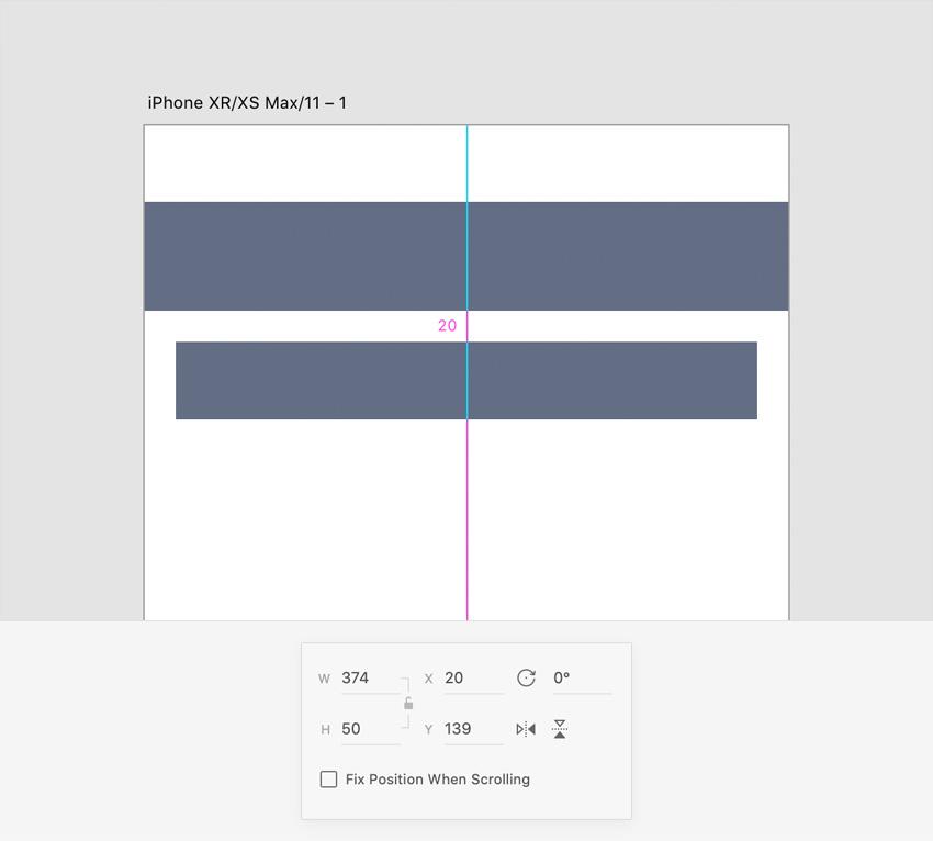rectangle tool song bar