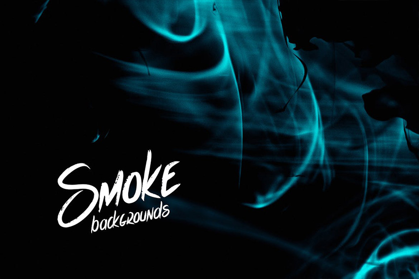 Photoshop Smoke Effect Background Pack