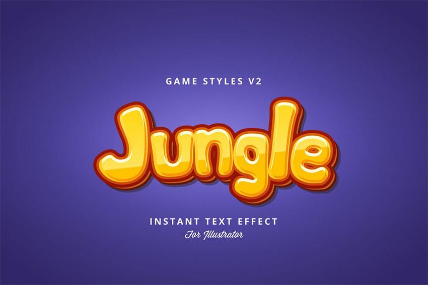 illustrator text effects