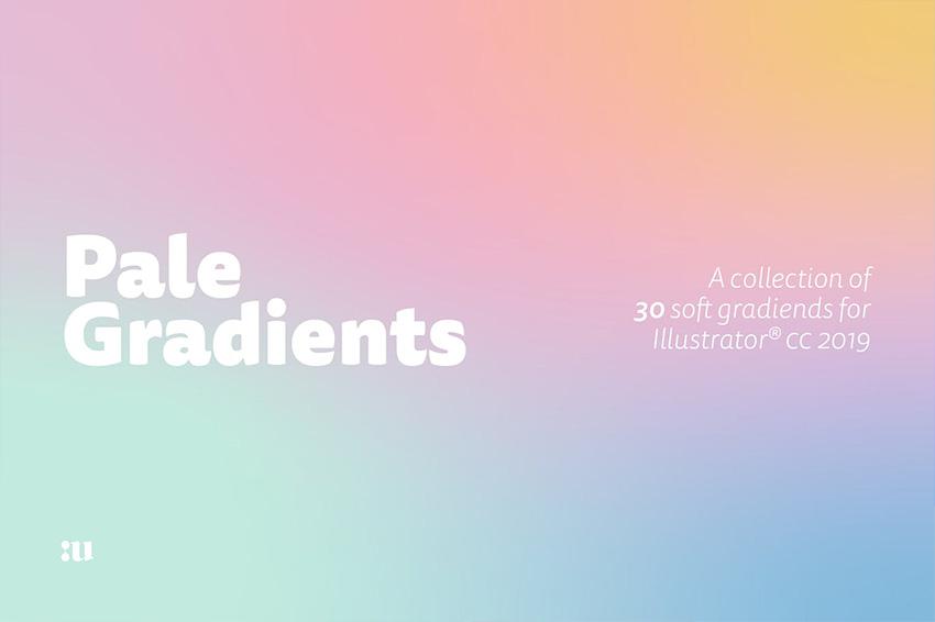 best gradient combinations