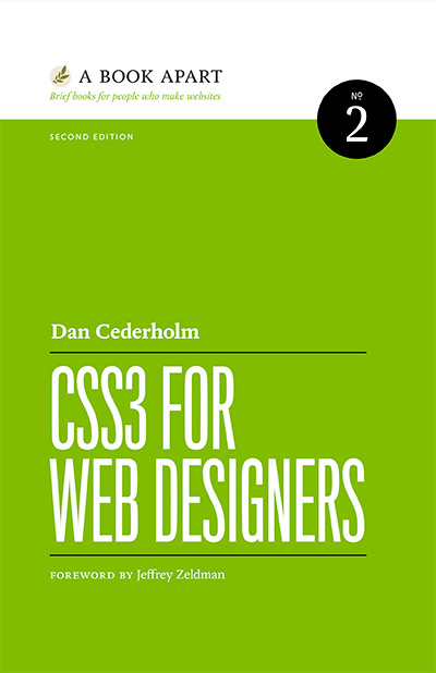 Preview for CSS3 for Web Designers