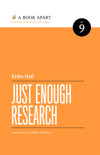 Preview for Just Enough Research