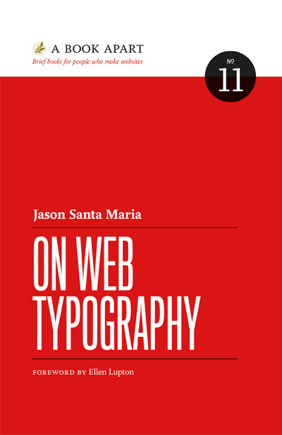 Preview for On Web Typography