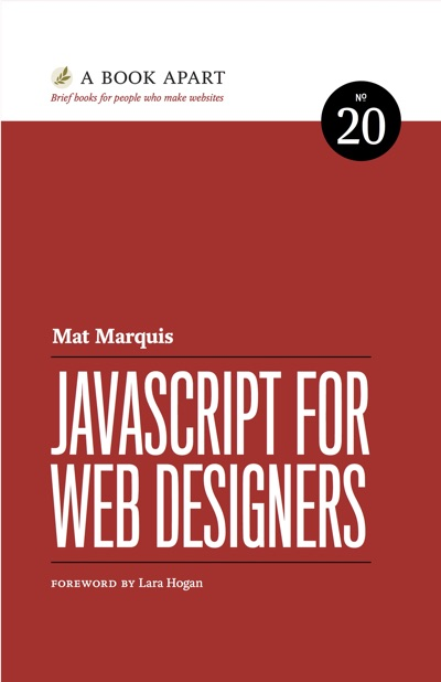 Preview for JavaScript for Web Designers