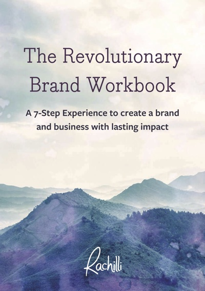 Preview for The Revolutionary Brand Workbook