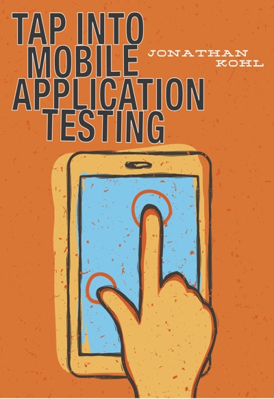 Preview for Tap Into Mobile Application Testing