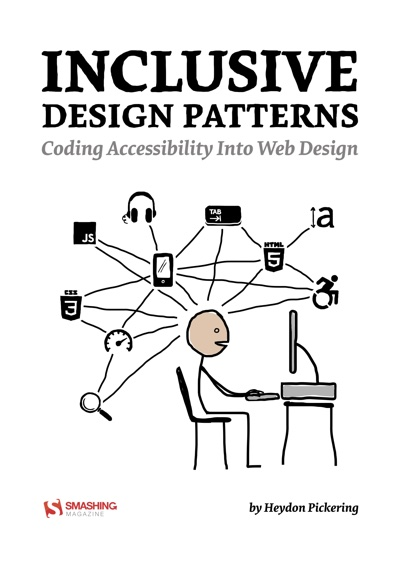 Preview for Inclusive Design Patterns: Coding Accessibility Into Web Design