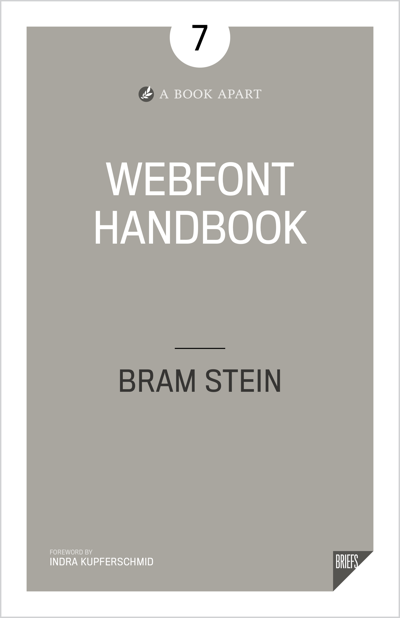 Preview for Webfont Handbook