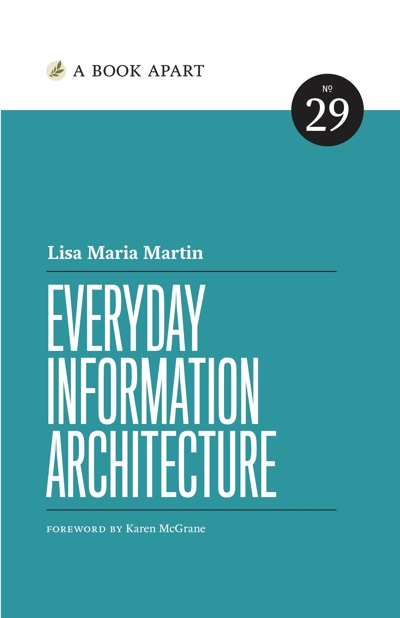 Preview for Everyday Information Architecture
