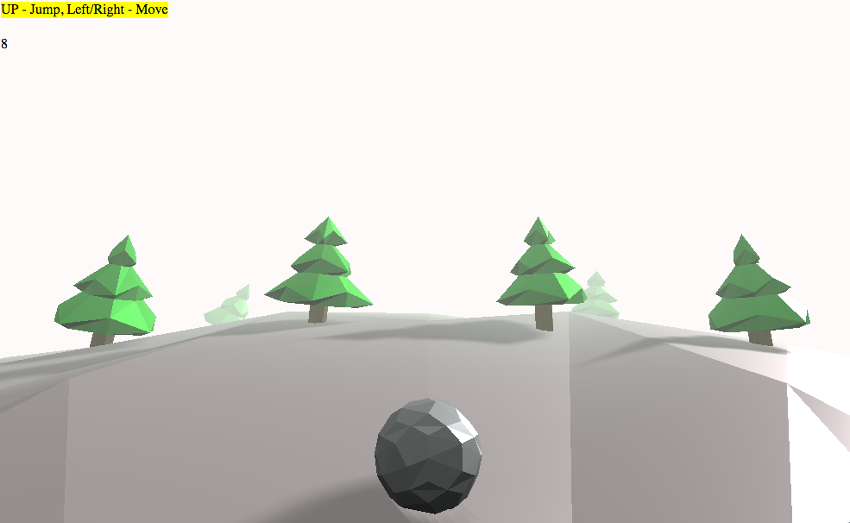 Creating a Simple 3D Endless Runner Game Using Three js