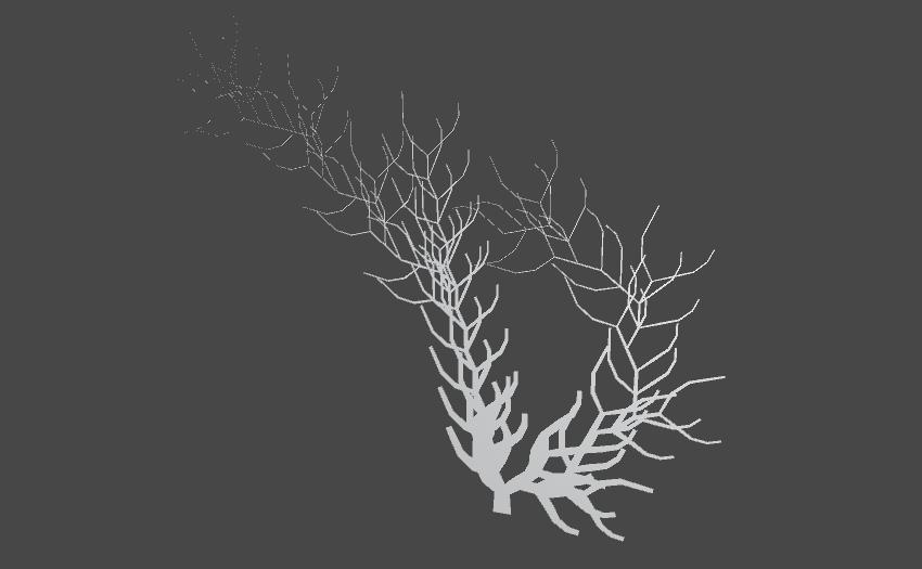 L-System tree sample