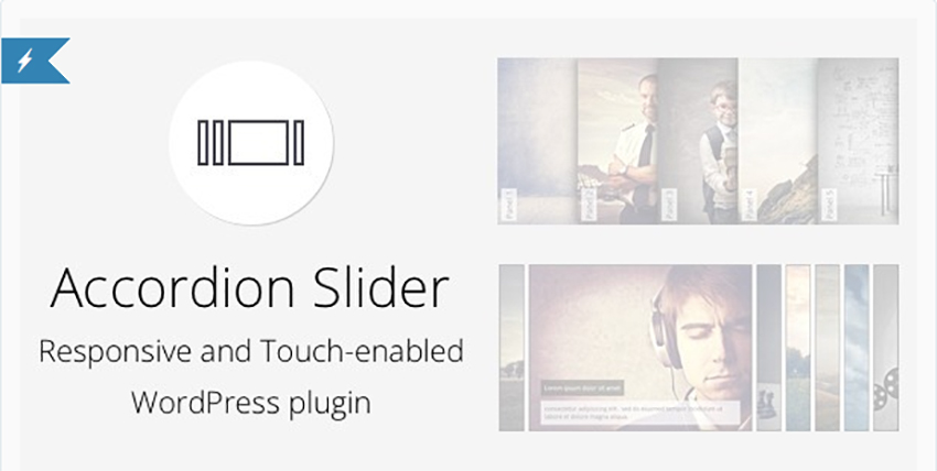 Accordion Slider - Responsive WordPress Plugin
