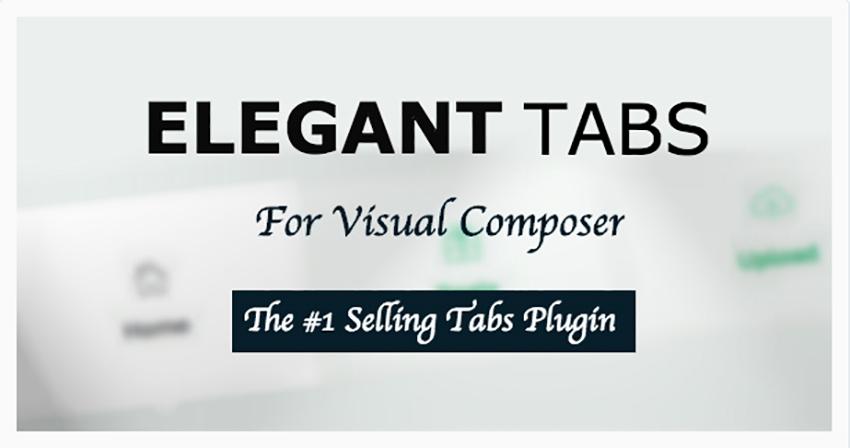 Elegant Tabs for Visual Composer