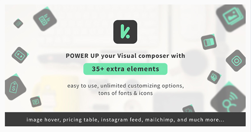 20 Best Visual Composer Add-ons & Extensions of 2017