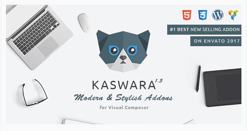 Kaswara - Modern Visual Composer Addons