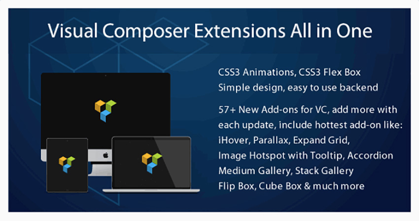 Visual Composer Extensions Addon All in One