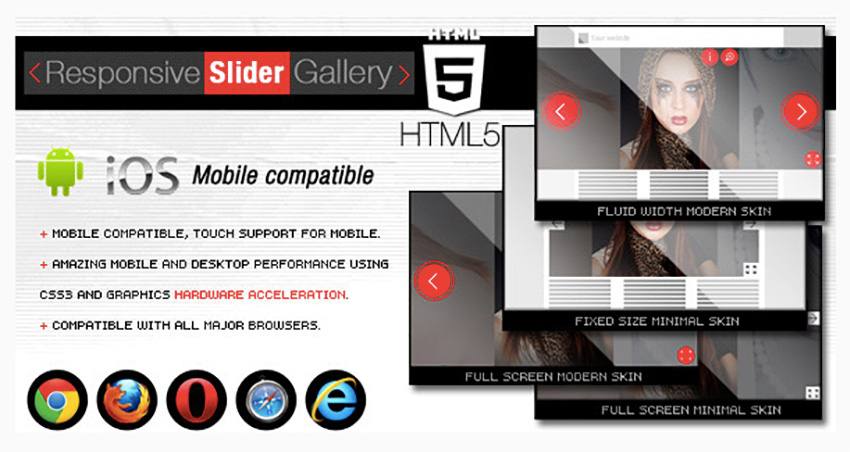 10 More Popular HTML5 Projects for You to Use and Study