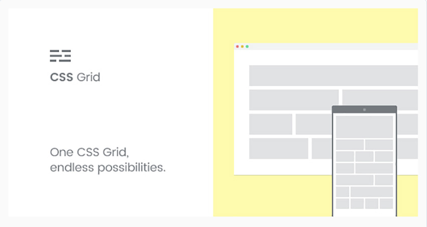 Responsive HTML5 CSS Grid