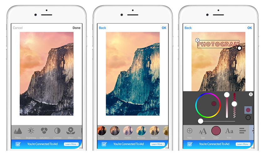 15 best ios app templates of 2017 the photogram app template requires no configuration and is easy to customise some of its selling features that will keep users happy are its filters pronofoot35fo Choice Image