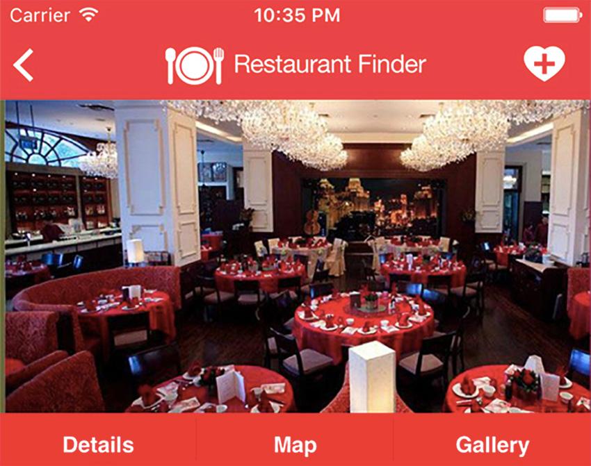 Restaurant Finder v15