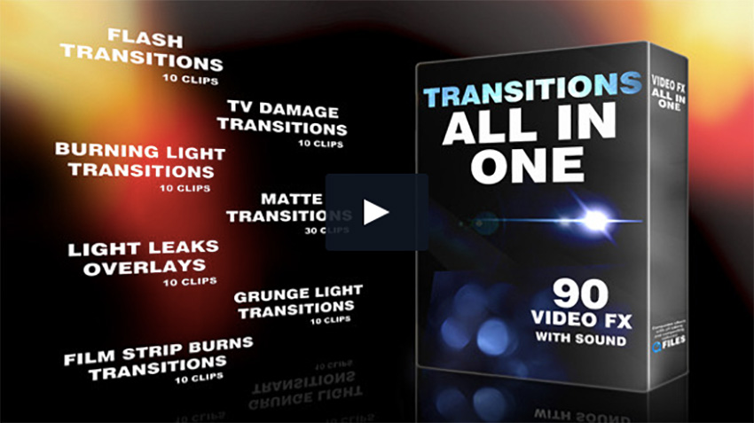20 Creative Video Transitions for Your Next Video Project