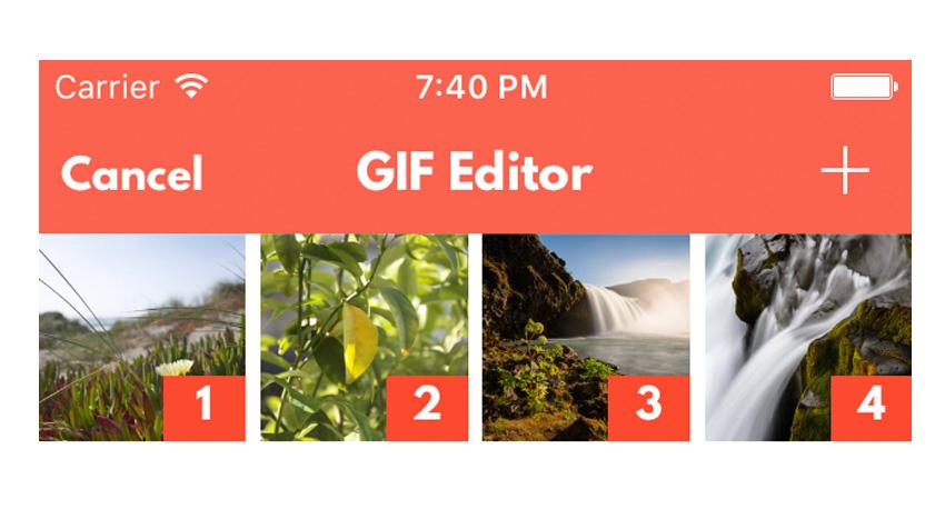 Gif Factory App
