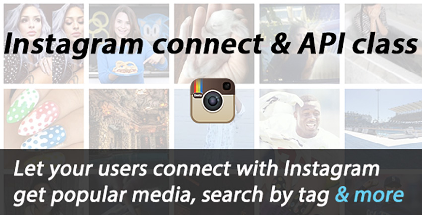 Instagram Connect and API Integration