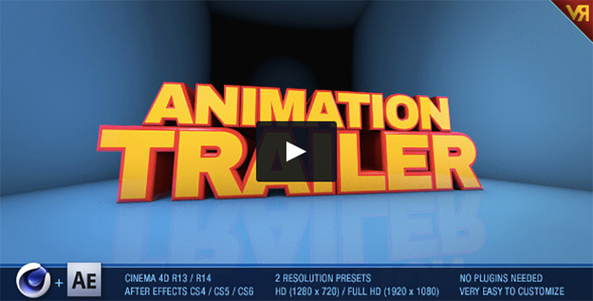 20 Coolest Cinema 4D Templates