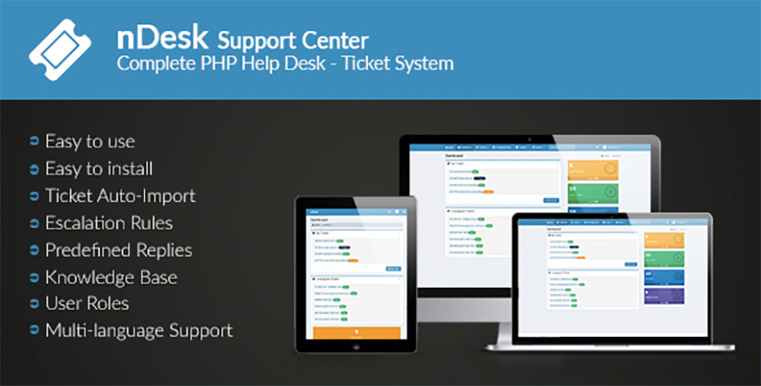 nDesk Support Center