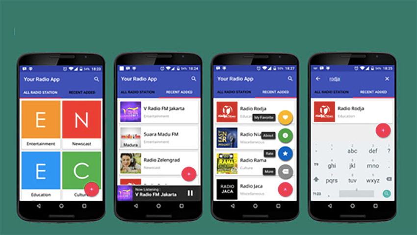 How to Make an Android App With App Creation Software