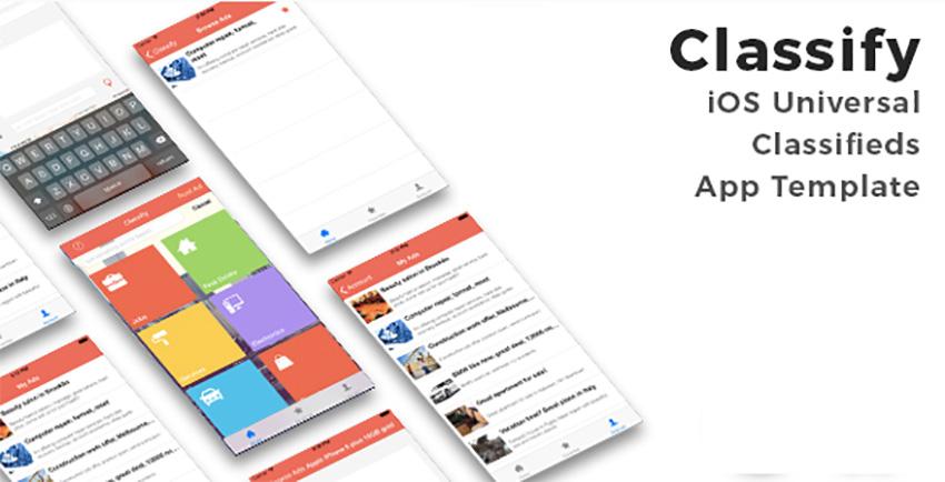 ios app template