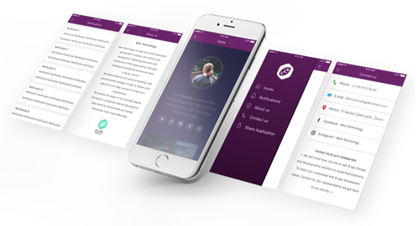 10 Best iOS App Templates for Business