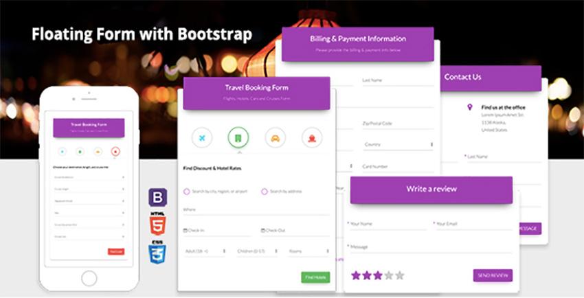 20 Best Bootstrap 4 Plugins