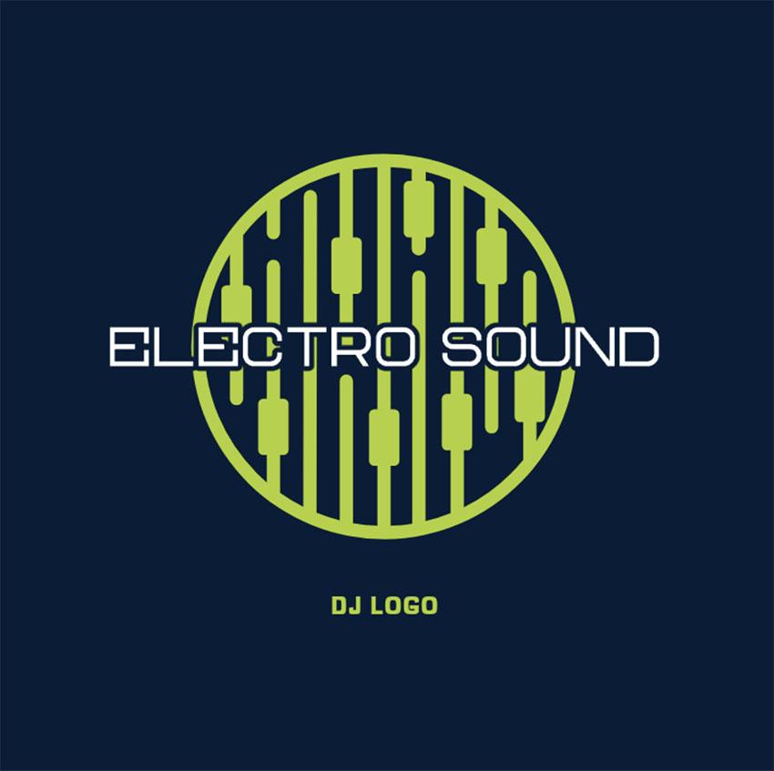 EDM DJ Logos Maker