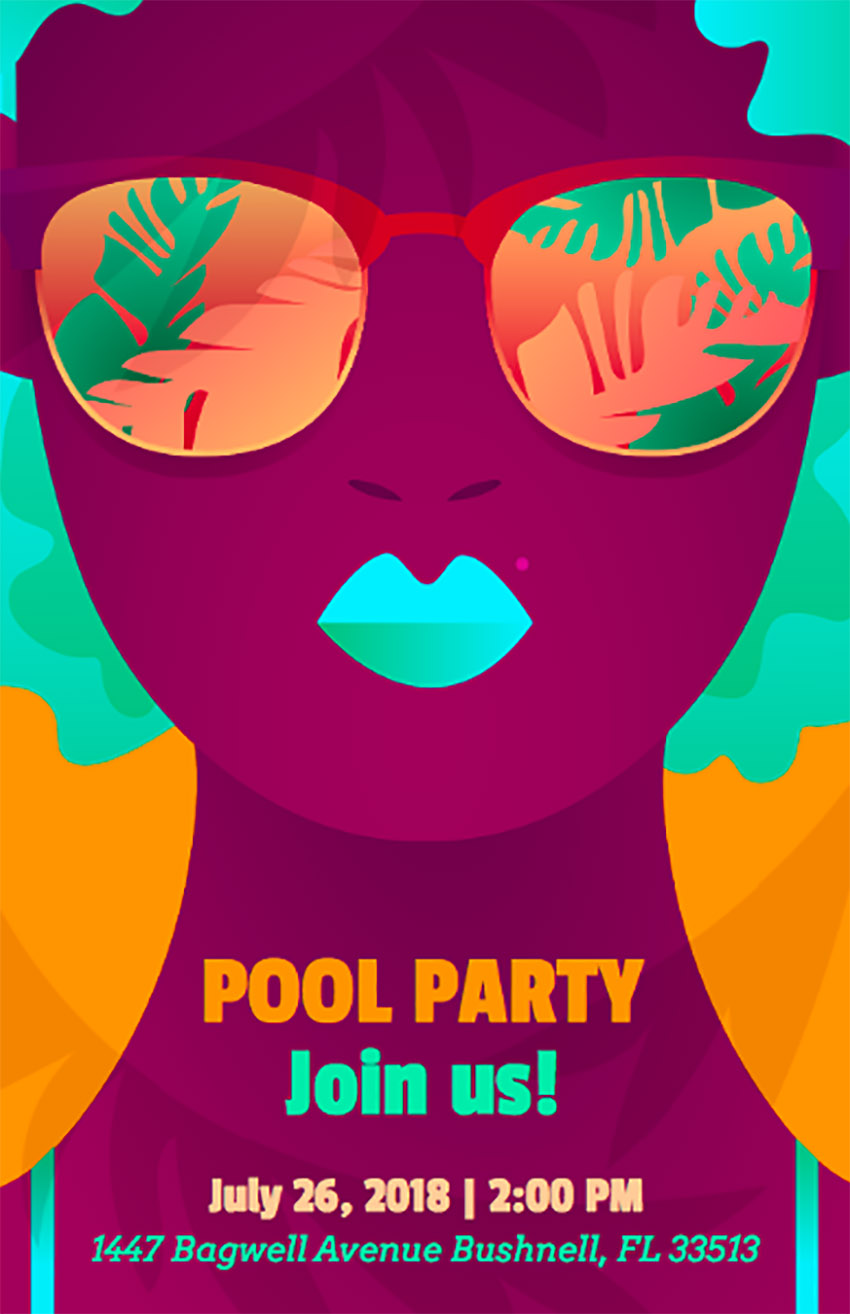 20 best party event flyer maker app template designs graficznie