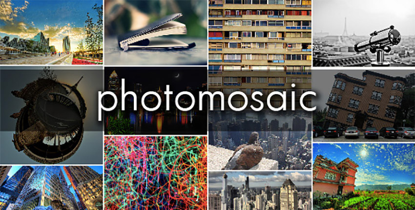 Plugin PhotoMosaic para WordPress