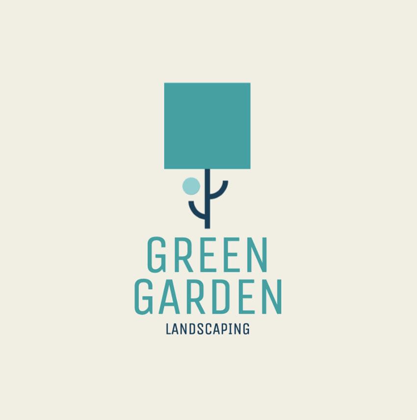 Creative Landscaping Business Logo Maker