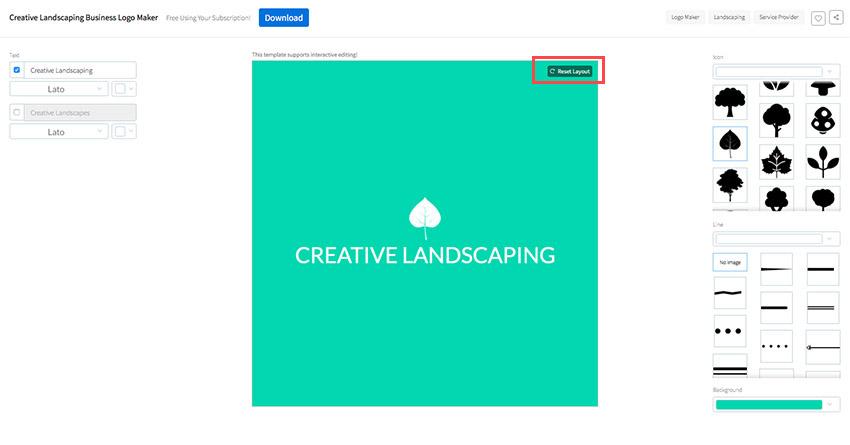 20 Creative Landscape Company Logo Design Ideas for 2019
