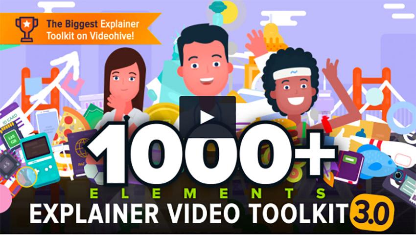 Explainer Video Toolkit 3