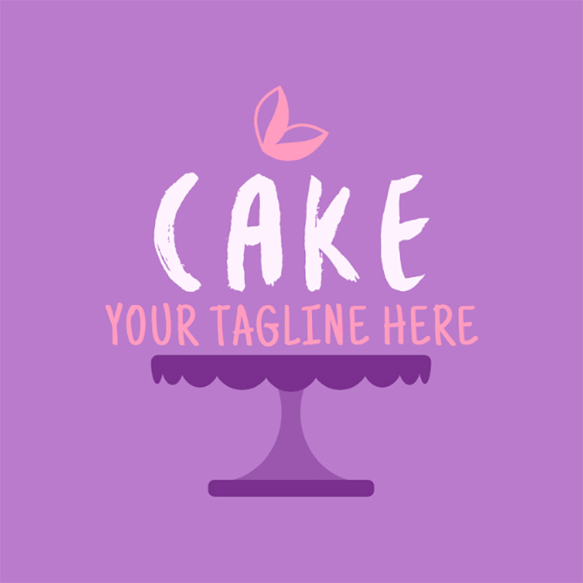 Cake Shop Logo Maker