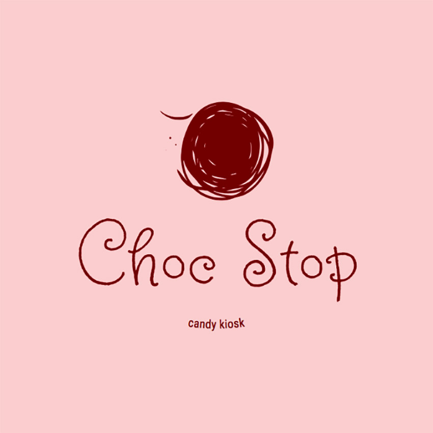 Online Logo Maker for Dessert Bars