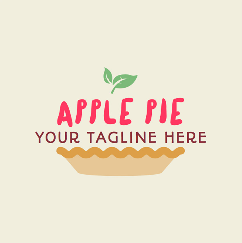 Pie Logo Maker